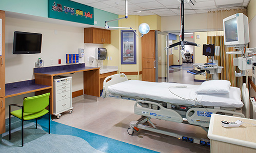 Third Bed Tower Dell Children S Medical Center Of Central